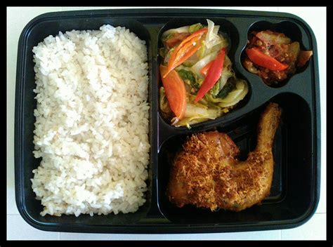 fumida catering 187 paket bento box