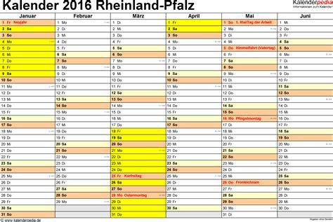 Kalender 2018 Zum Ausdrucken Mit Ferien Rlp Image Gallery Rheinland Pfalz Ferien 2016