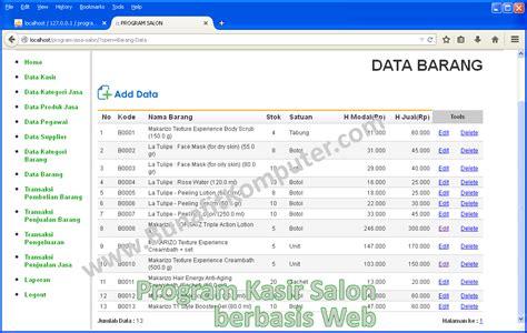 Source Code Inventory Persediaan Penjualan Visual Basic 60 bunafit komputer menjual source code program aplikasi php dan visual basic untuk usaha dan ta