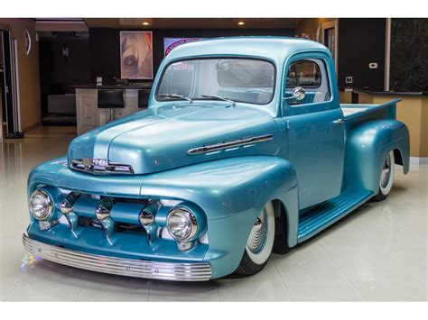 ford f1 for sale 1951 ford f1 for sale classiccars cc 768046