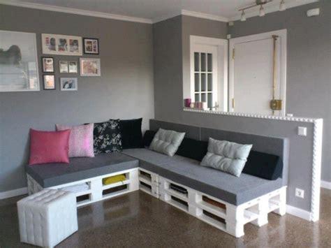 divani x te divano fai da te con pallet idee per il design della casa