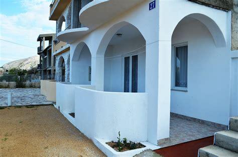 appartamenti a pag croazia appartamenti a 2 1 z a 2 2 pred pag isola di pag