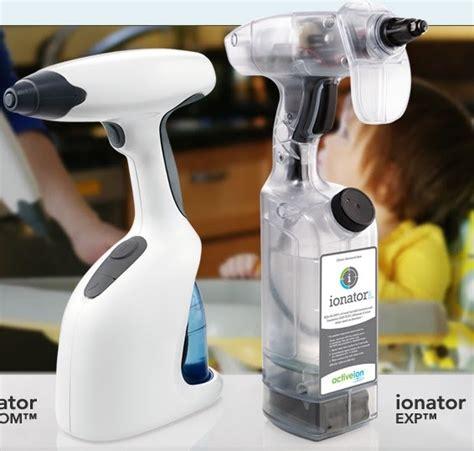 Clean Reach 3 In 1 Alat Pembersih Serbaguna Wld57 ionator pengubah air menjadi bahan pencuci ajaib benar