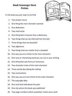 1000 plot twists for your next novel books 1000 images about library scavenger hunts on