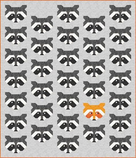 Patchwork Animal Patterns - the world s catalog of ideas