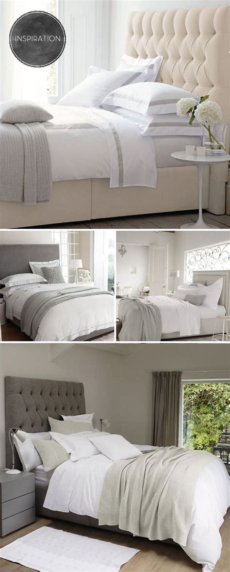 Neutral Bedroom Curtains Bedroom Inspiration Inredning Master Bedroom Bedrooms And Inspiration