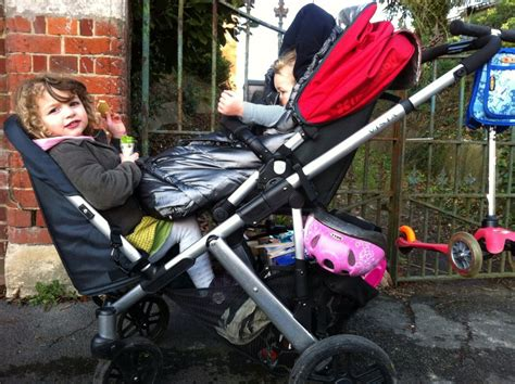uppa baby rumble seat uppababy vista with rumble seat review by lou best buggy