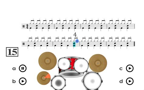 drum computer tutorial learn how to play drums android apps on google play
