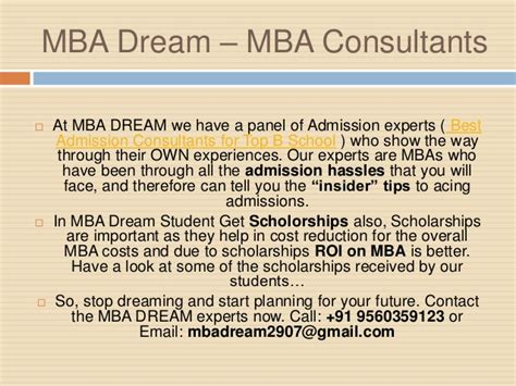 Highest Roi On Mba by Best Mba Admission Consultants For Top B School Hyderabad