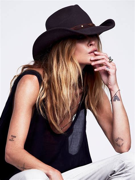 erin wasson tattoos let s talk summer hats the fashion tag