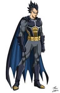 brugeta vegeta batman fusion phil cho deviantart
