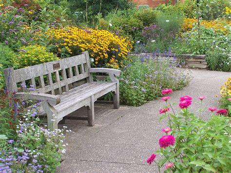 bench in garden woodwork rest garden bench pdf plans