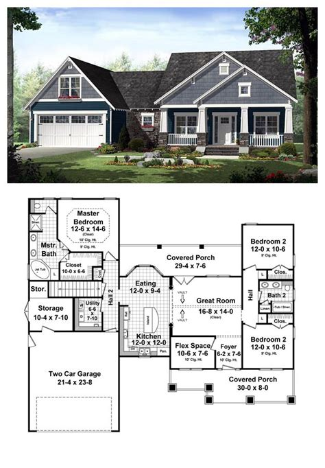 two bed room house 2018 plans maison en photos 2018 country house plan 55603 total living area 1637 sq ft 3