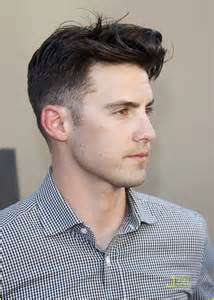 hairs neckline styles for boys full sized photo of milo ventimiglia heroes for autism 02