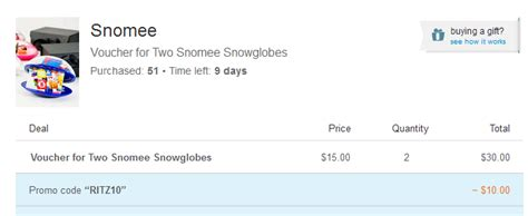 Snomee Snow Globe Gift Card Holder - living social 10 25 promo code snomee snow globe gift card holders only 5 each