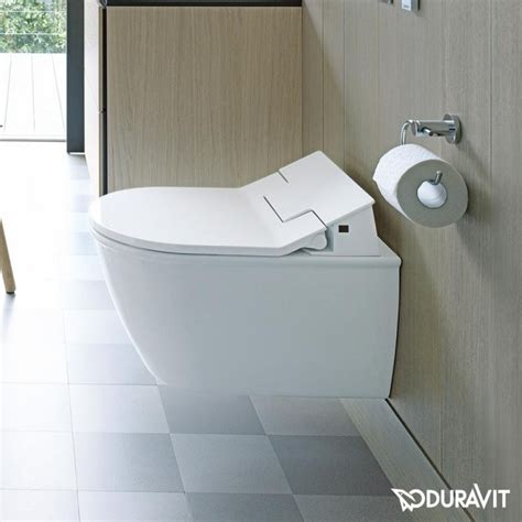 duravit darling  wall mounted washdown toilet rimless