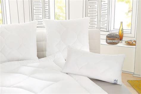 Kopfkissen Und Decke Kaufen by Kopfkissen Bettwaren Zum G 252 Nstigen Preis Bei Zeottexx