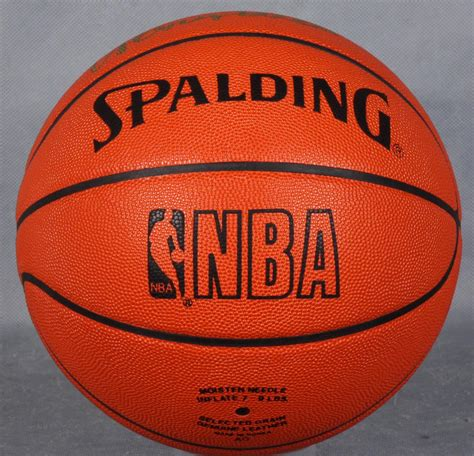 spalding nba basketball jerry west signed official nba david j stern game spalding