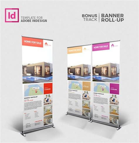 real estate flyer template indesign flyer template