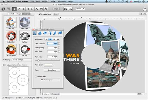 cd cover template for mac cd label maker for mac mac