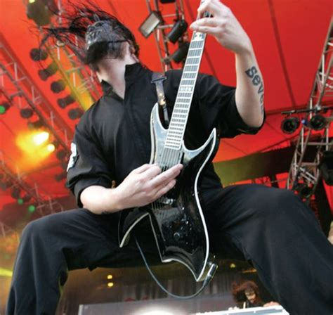 sound   heroes mick thomson guitar world
