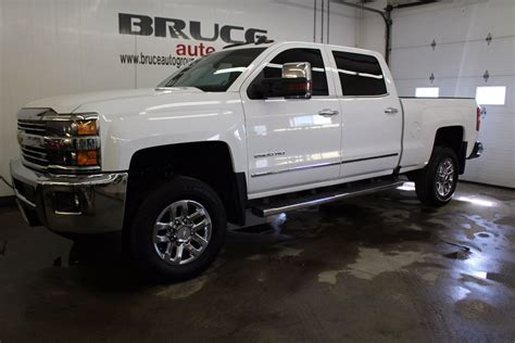 used 2016 chevrolet silverado 2500 hd ltz 6 6l 8 cyl