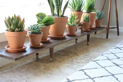 How To Make A Plant Holder - best and most creative diy plant stand ideas for