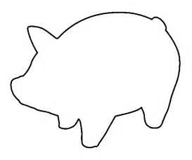 Pig Template by Ausmalbilder F 252 R Kinder Malvorlagen Und Malbuch Pig