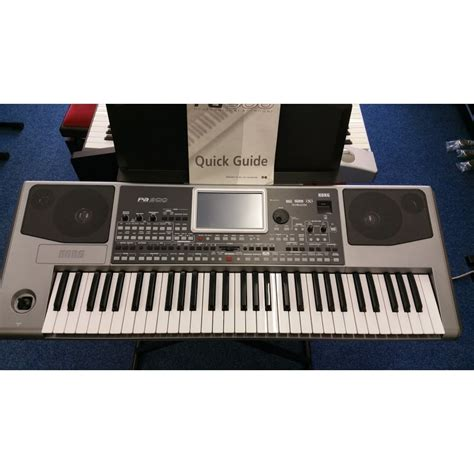 Keyboard Korg Pa900 Baru korg pa900 keyboard 61 used from rocking rooster
