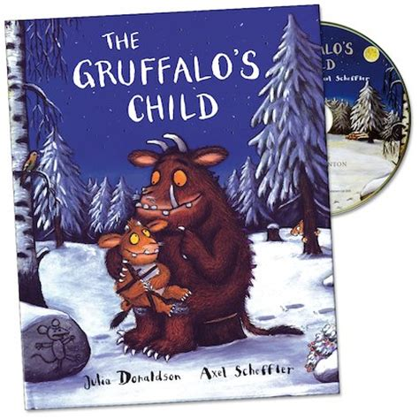 the gruffalos child the gruffalo s child book and cd scholastic kids club