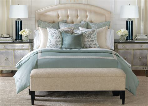 dress up for bedroom how to dress your bed transitional bedroom miami