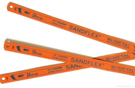 Mata Gergaji 24 1 bahco sandflex bi metal shatterproof hacksaw blades 12