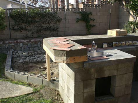 build a backyard bbq how to build a backyard barbecue home design garden