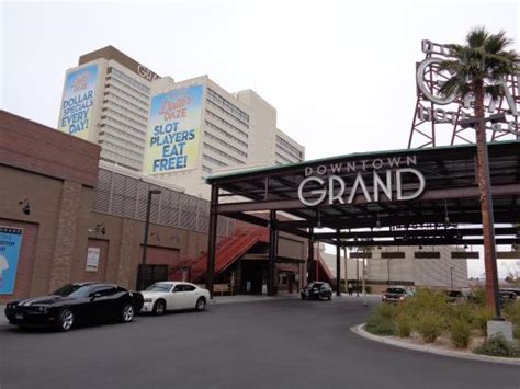 grand address las vegas front of the downtown grand las vegas picture of the