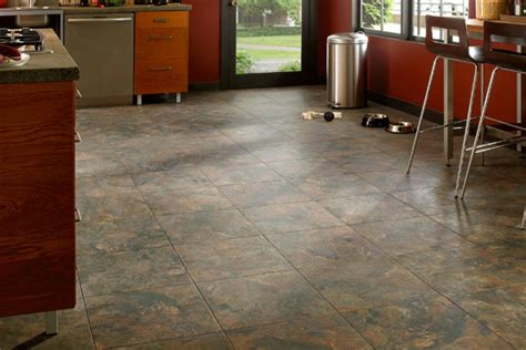 Vinyl Flooring For Kitchens Choosing The Best Floor For Your Kitchen