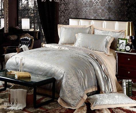 King Duvets Sets Luxury Revival Vintage Flower Bedding Set Noble King