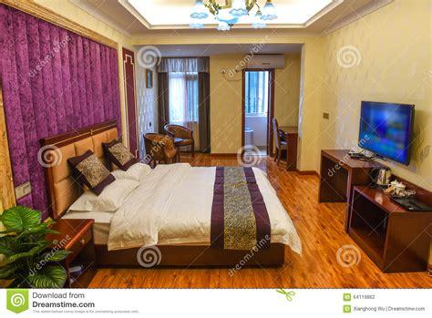 bedroom business bedroom of deluxe suites stock photo image 64119862