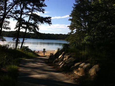 nickerson state park cape cod nickerson state park picture of nickerson state park