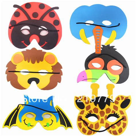 new year children s masks animal masks reviews shopping reviews on