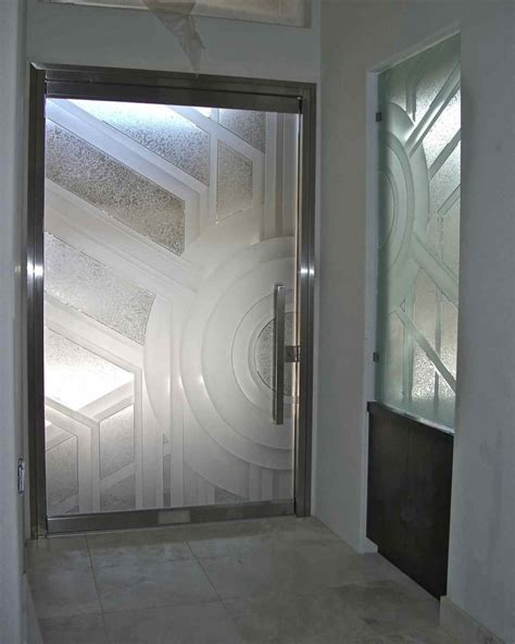 Entry Glass Door Sun Odyssey Frameless Glass Doors L Sans Soucie