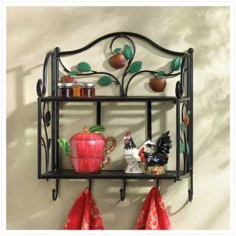 discount apple decor  kitchen country apple wall