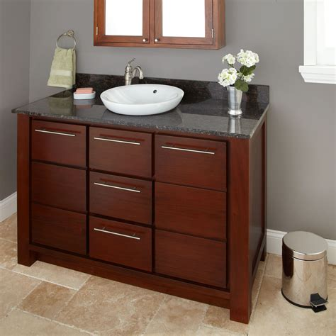 mahogany bathroom vanity 24 quot venica mahogany vanity bathroom