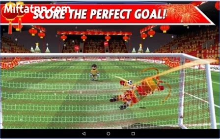 game sepak bola mod apk game tendangan penalti sepak bola android perfect kick apk