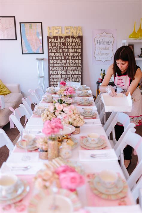bridal shower gifts for australia a glittering pink high tea shower in sydney australia ultimate bridesmaid