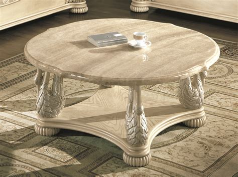 antique white living room furniture avignon antique white swan motif luxury formal living room