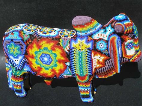 mexican arts and crafts for huichol toro cebu