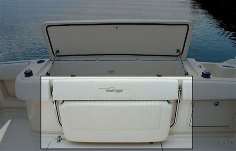 Boat Bench Seat With Storage Woodworking Projects Plans