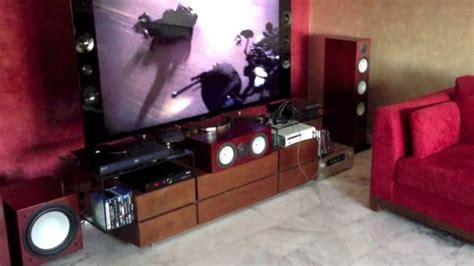 monitor audio  sony xbr xa home theater  gaming