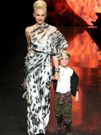 by frazer harrison getty images for mercedes benz fashion week no doubt gwen stefani and naeem khan end fashion week on