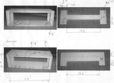 marshall head and cabinet 187 plans for marshall cabinetfreewoodplans